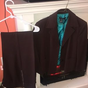 2 Piece Blazer with pants In perfect condition